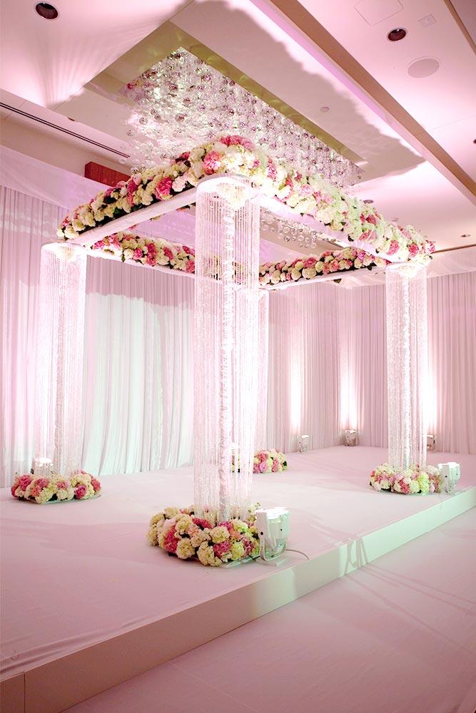 Wedding Archways designed by LMD Productions