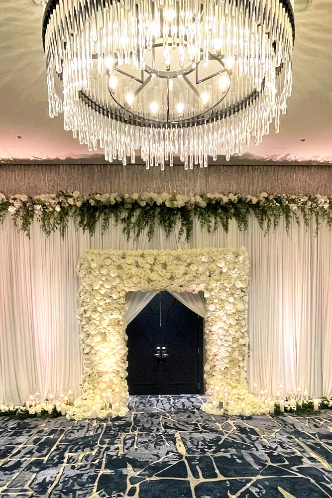 Wedding Entrances design by LMD Productions