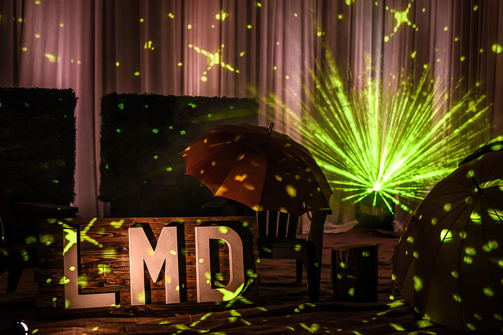 Event Lighting by LMD Productions