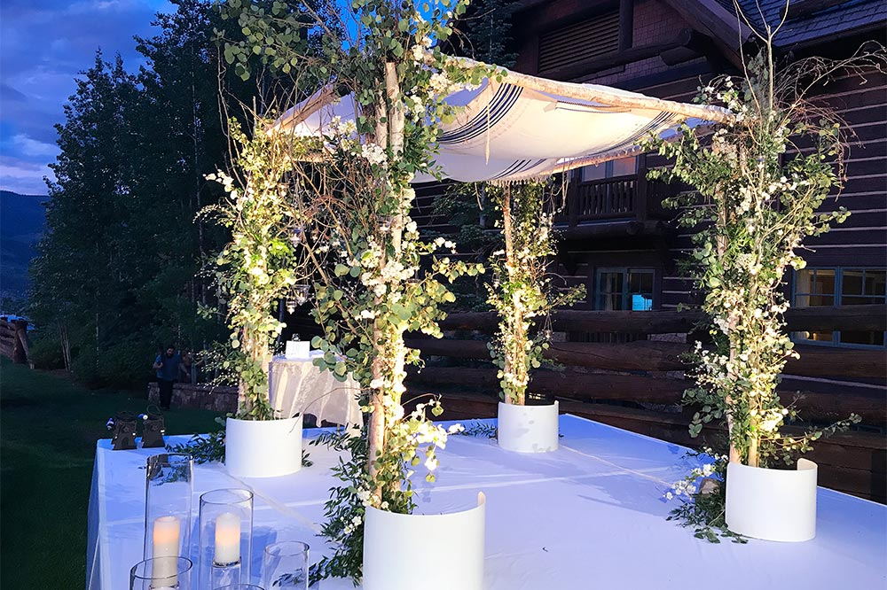 Warm Summer Evening - Summertime Wedding with LMD Productions