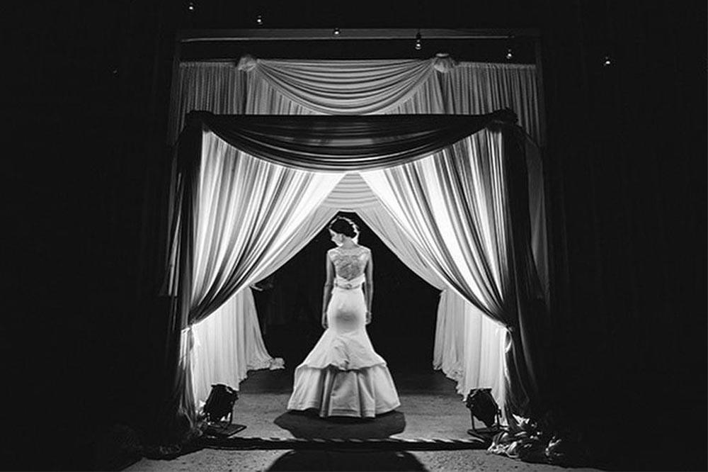 Wedding Dress - Summertime Wedding with LMD Productions