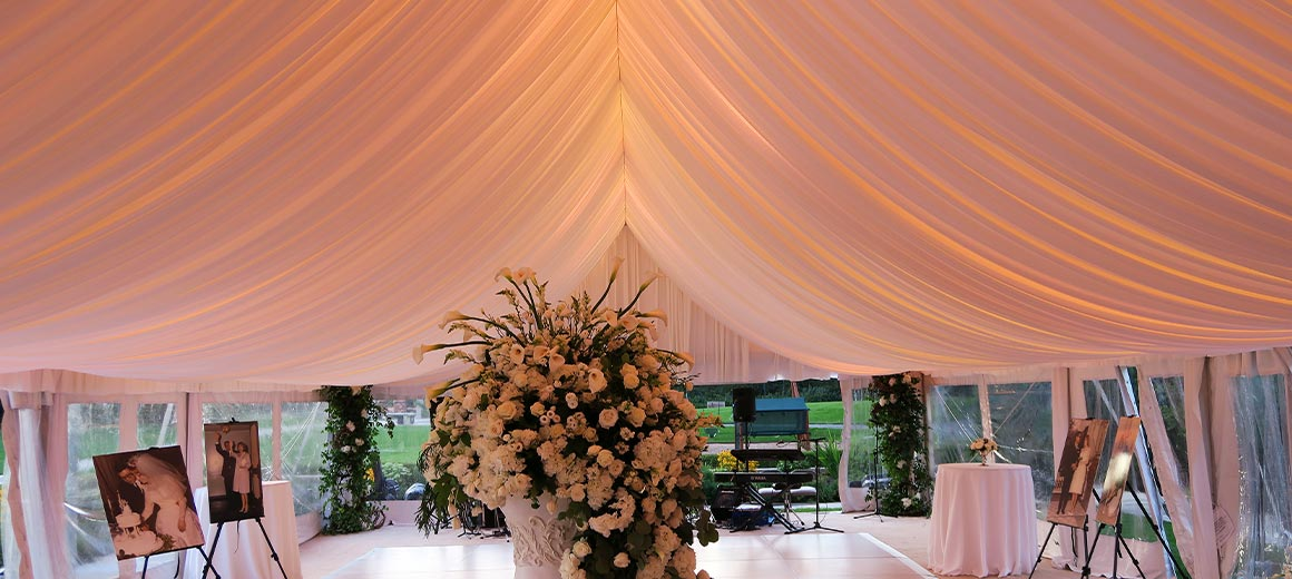 Event Drapery by LMD Productions